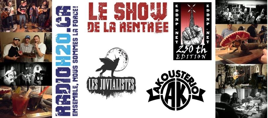 Post_EDDNP_250_Show_de_la_250e